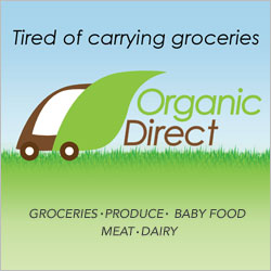 Say goodbye to the grocery store with Organic Direct!