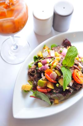Thai food in nyc top restaurants the neighborhood for Aura thai fusion cuisine new york ny