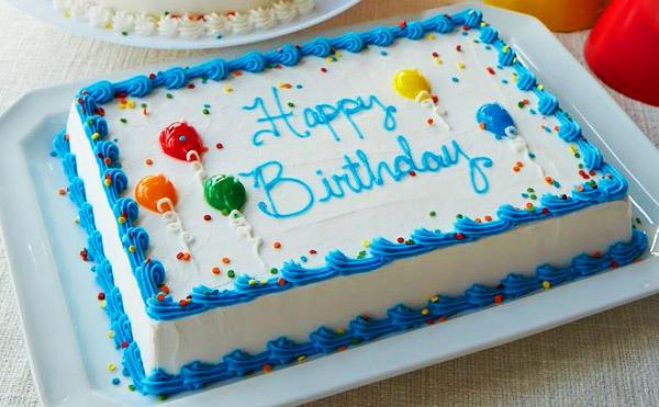 Carvel Birthday Cake Calories