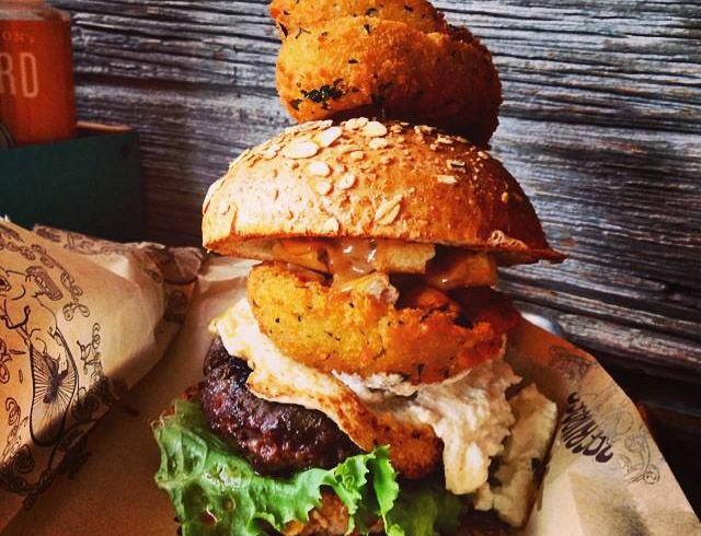 Bare Burger
