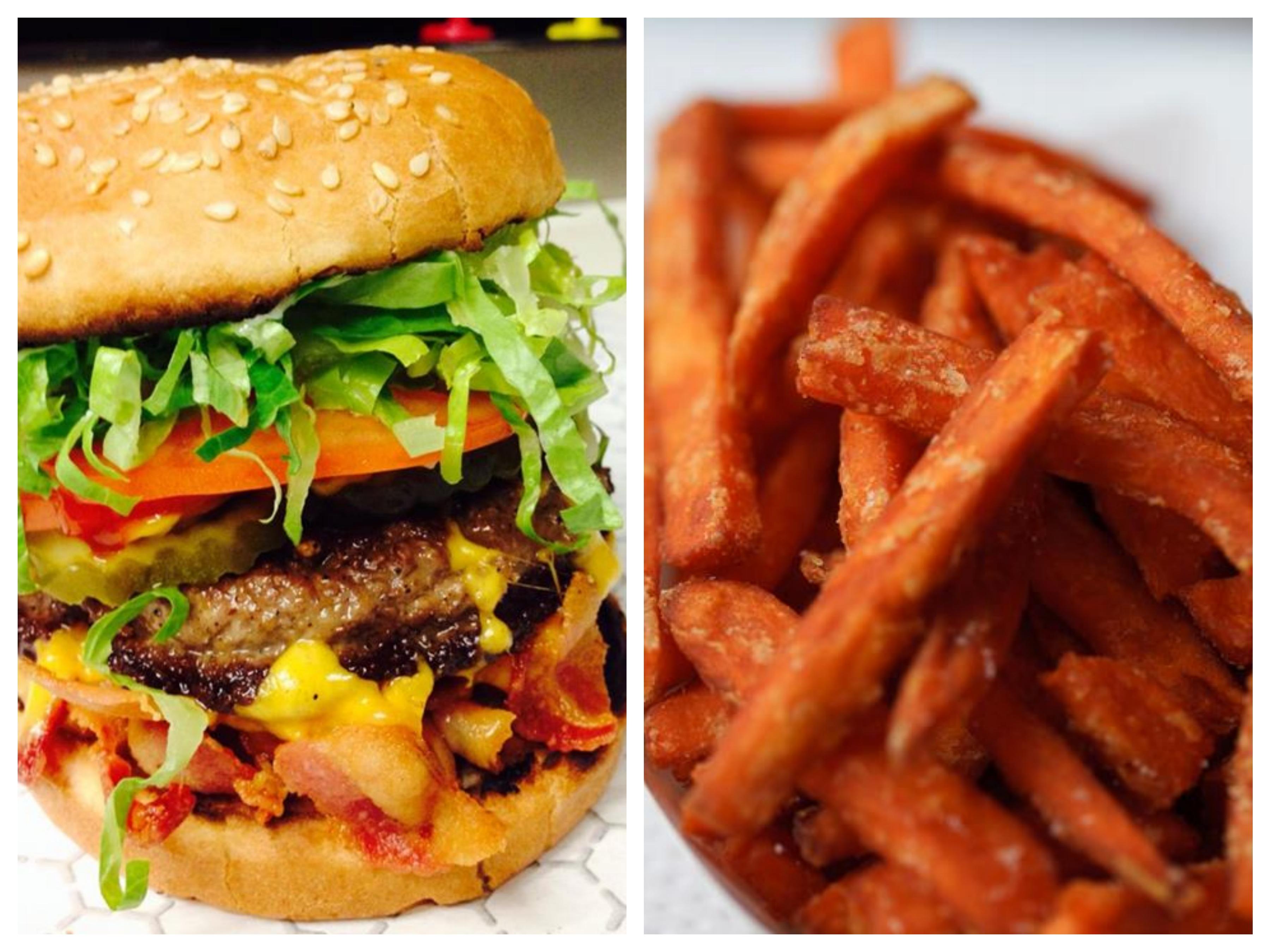 Black Shack Burger