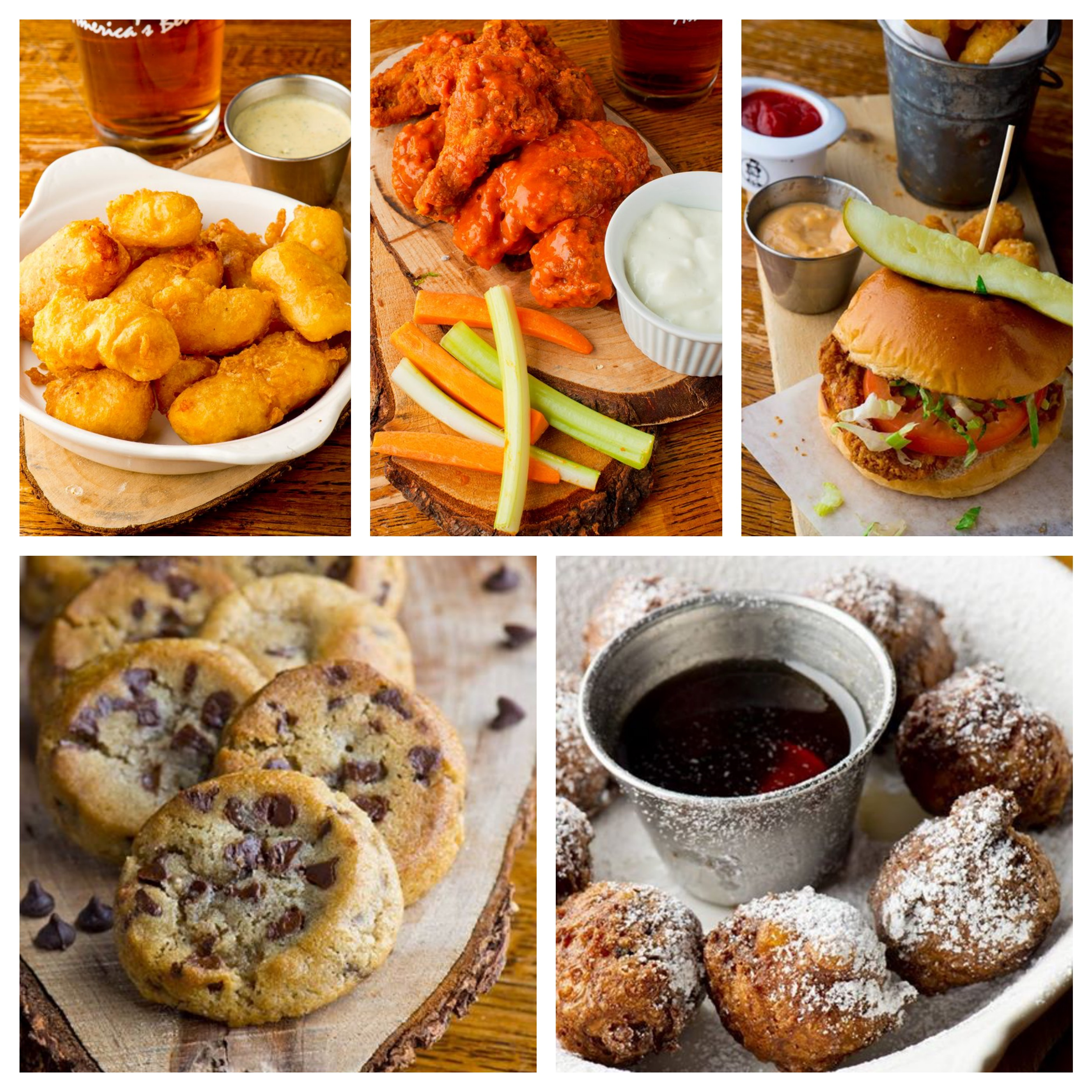 Top pub food delivery for Bar food top 10