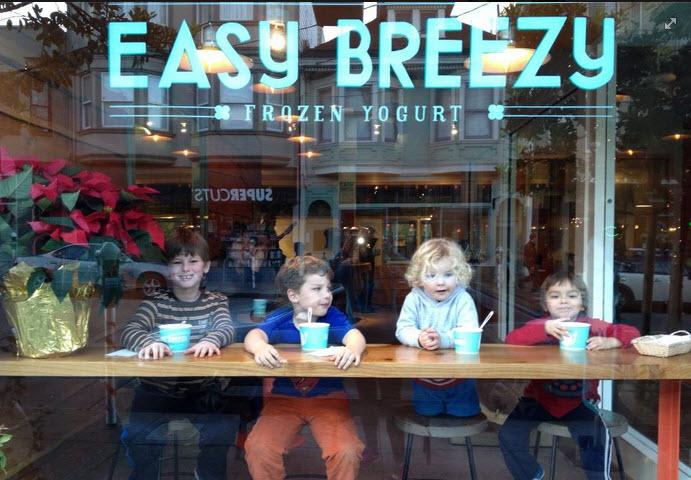kids at ezbz