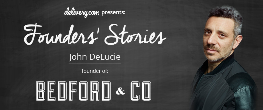 Meet Chef John DeLucie of Bedford & Co.
