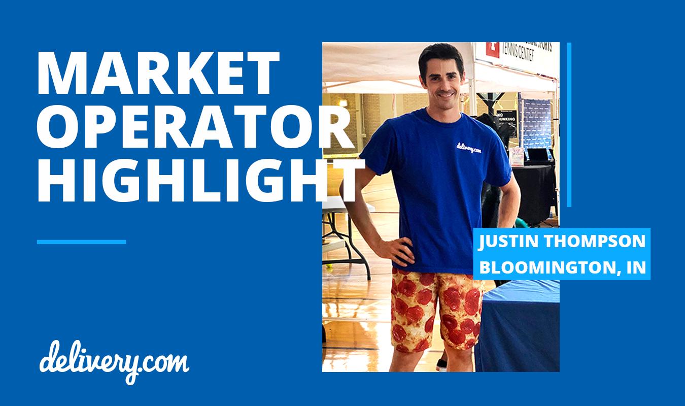 Market Operator Highlight: Justin Thompson- Bloomington IN