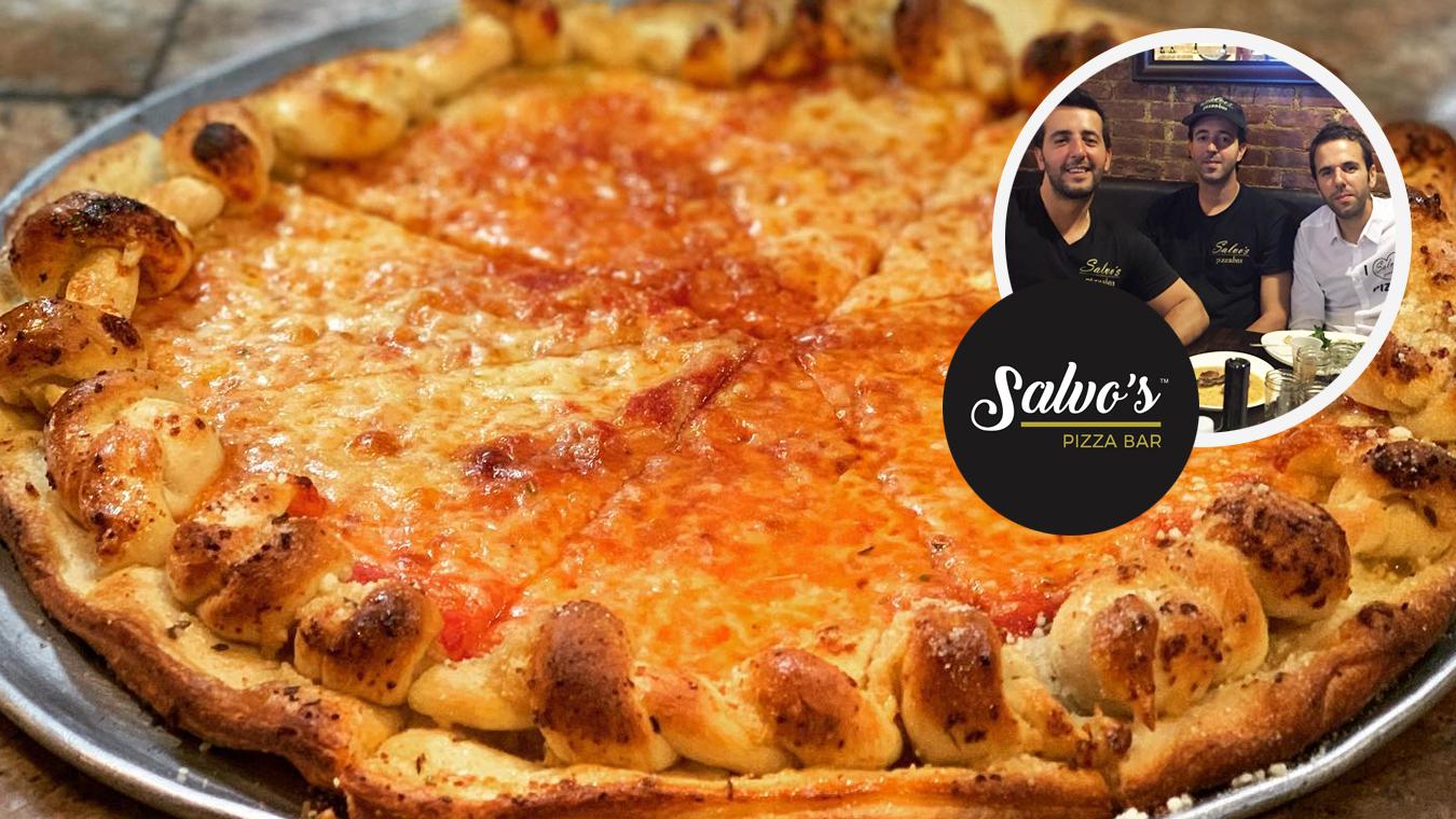 Restaurant Highlight: Salvo's Pizza Bar NY, NY