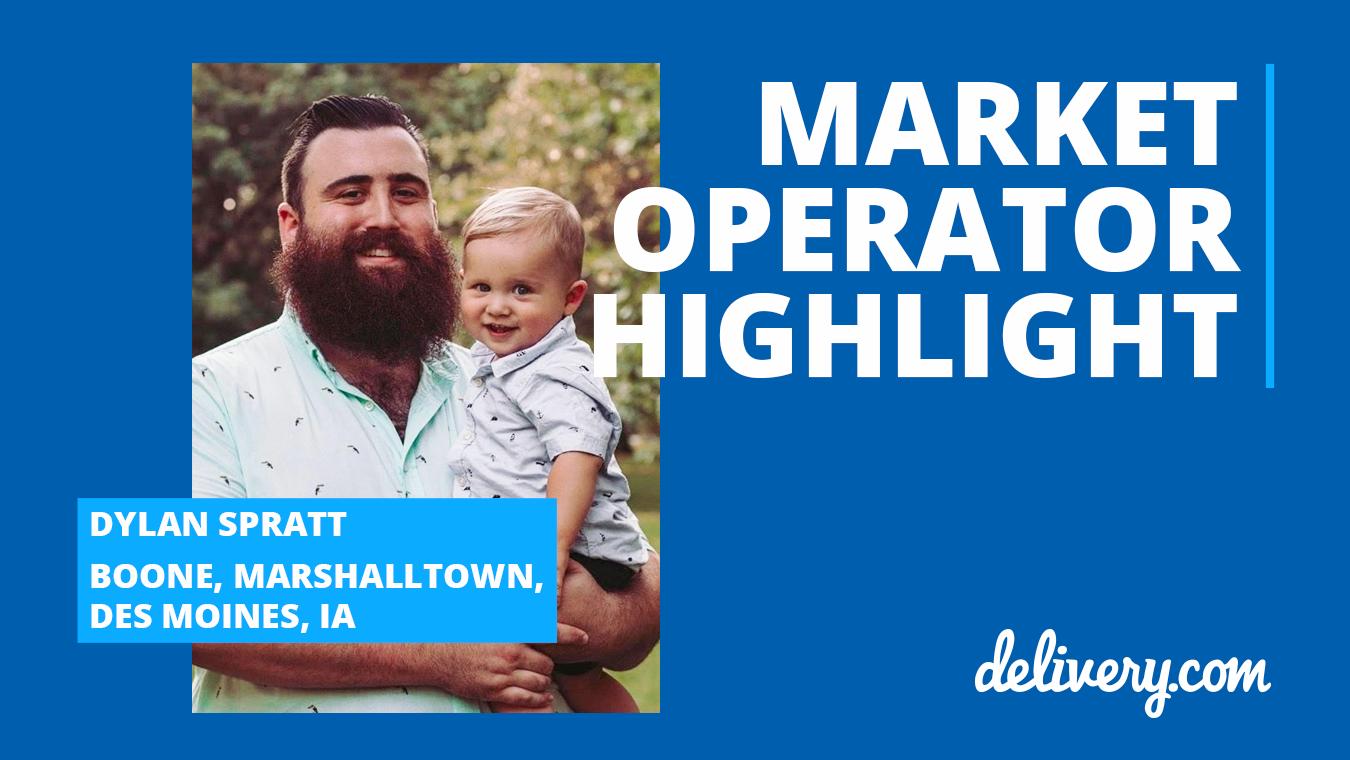 Market Operator Highlight — Dylan Spratt