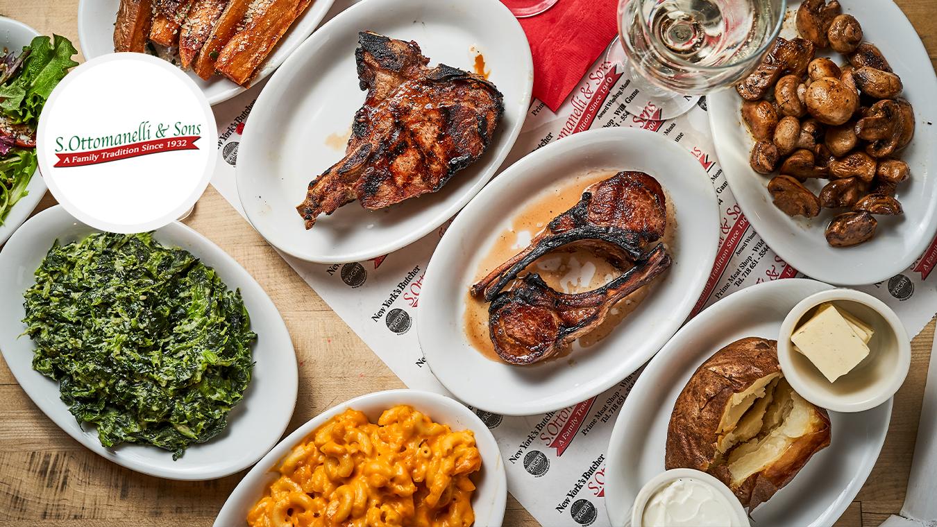 Restaurant Highlight: S. Ottomanelli & Sons Prime Meats Woodside, NY