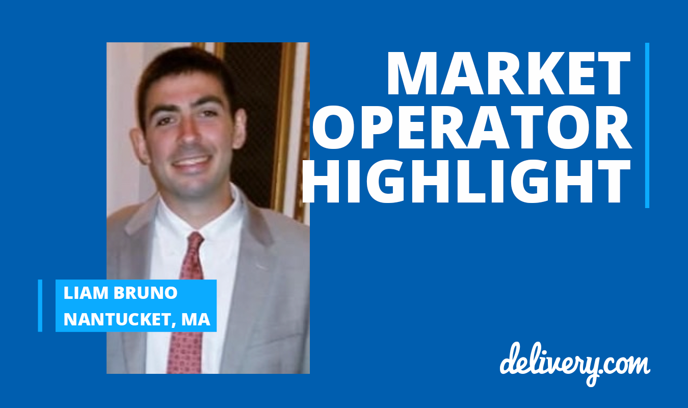 Market Operator Highlight — Liam Bruno