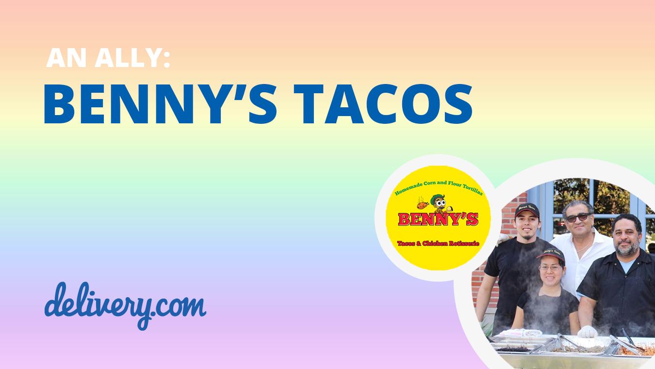 Restaurant Ally – Benny's Tacos